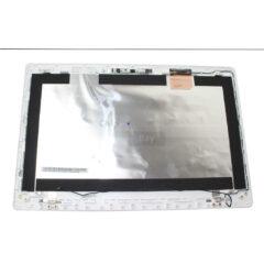 ASUS X553 X553M X553MA Laptop Screen Lid Top Plastic White 13N0-RLA0901 2