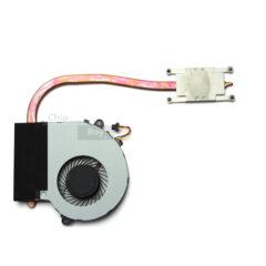 Toshiba Satellite L50-B Series CPU Cooling Fan and Heatsink FABLI00EUA 2