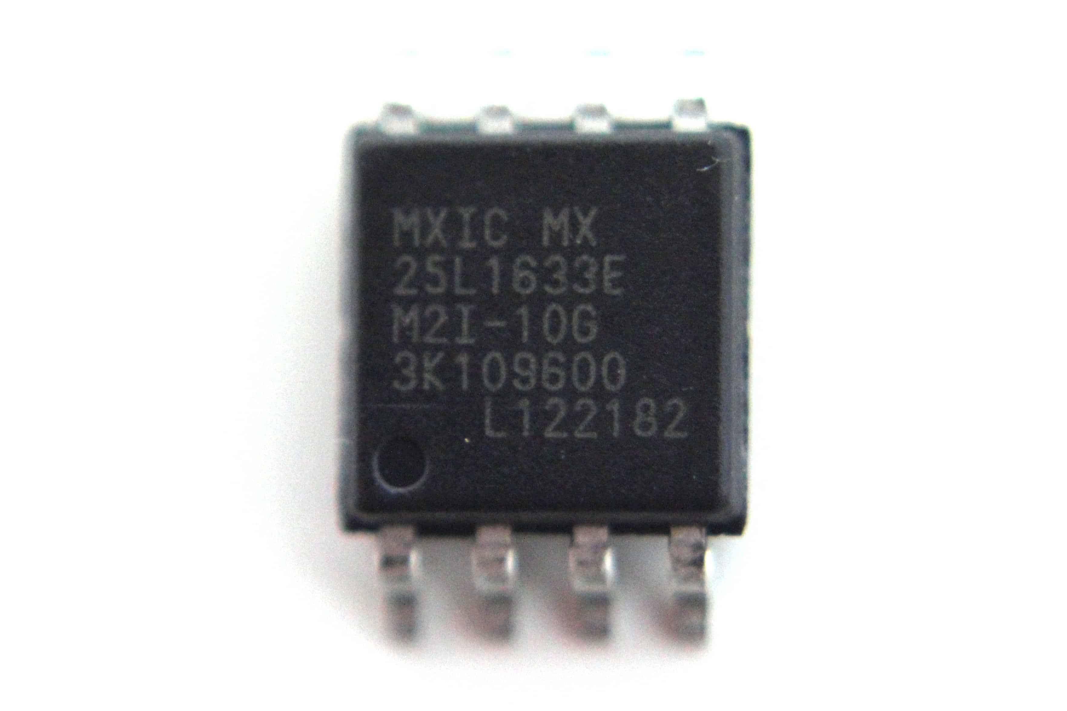 MXIC MX 25L1633E 25L16 Flash Memory SERIAL EEPROM BIOS CHIP