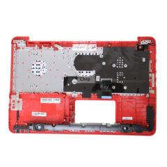 ASUS X556U X556UA Palmrest Chasis Plastic with Keyboard Red 13NB0BG4AP0101