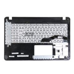 ASUS X540S Palmrest Top Chassis Plastic Keyboard Grey 13NB0B03AP0201 1