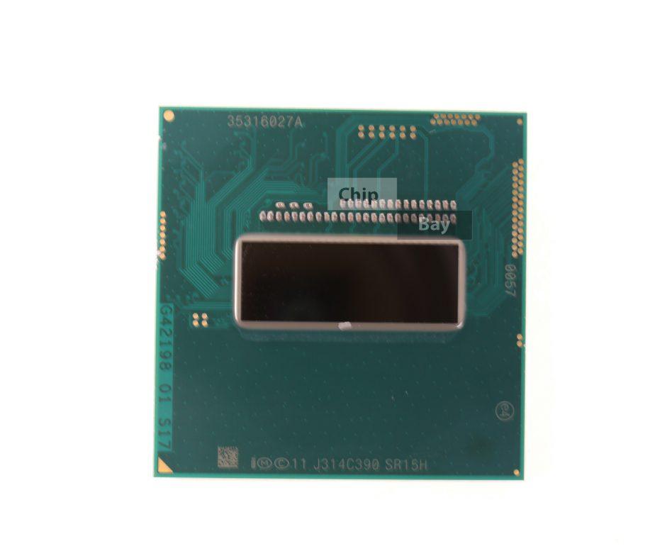 Genuine Intel I7 4700MQ 24GHz CPU Processor SR15H