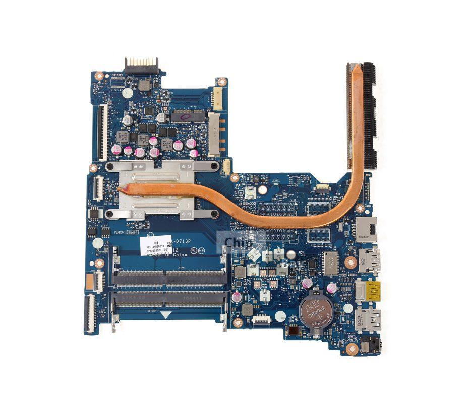 HP 15-BA Series Laptop Motherboard AMD A12-9700P 902570 ...