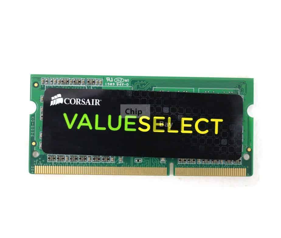 Corsair DDR3 4GB PC3L 12800 CMSO4GX3M1C1600C11 Laptop RAM