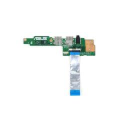Genuine ASUS K501U Laptop IO USB AUDIO CARD READER BOARD 60NB0A60-IO1020 1