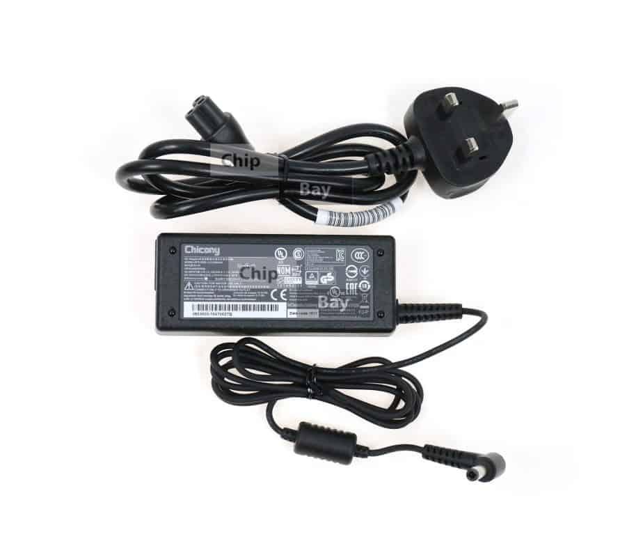 Genuine CHICONY 19V 342A 65W Power Adapter