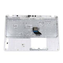 Genuine Acer ES1-533 Palmrest with Keyboard White AP1NX000410 1