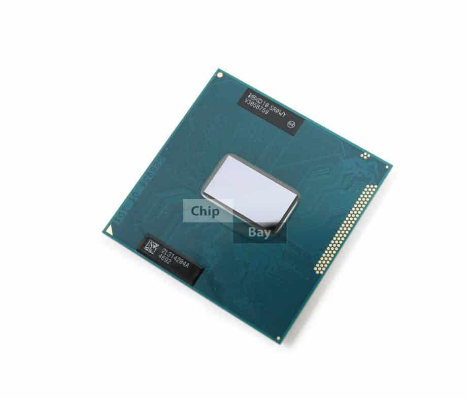 Genuine Intel I5 3230M 260GHz CPU Processor SR0WY