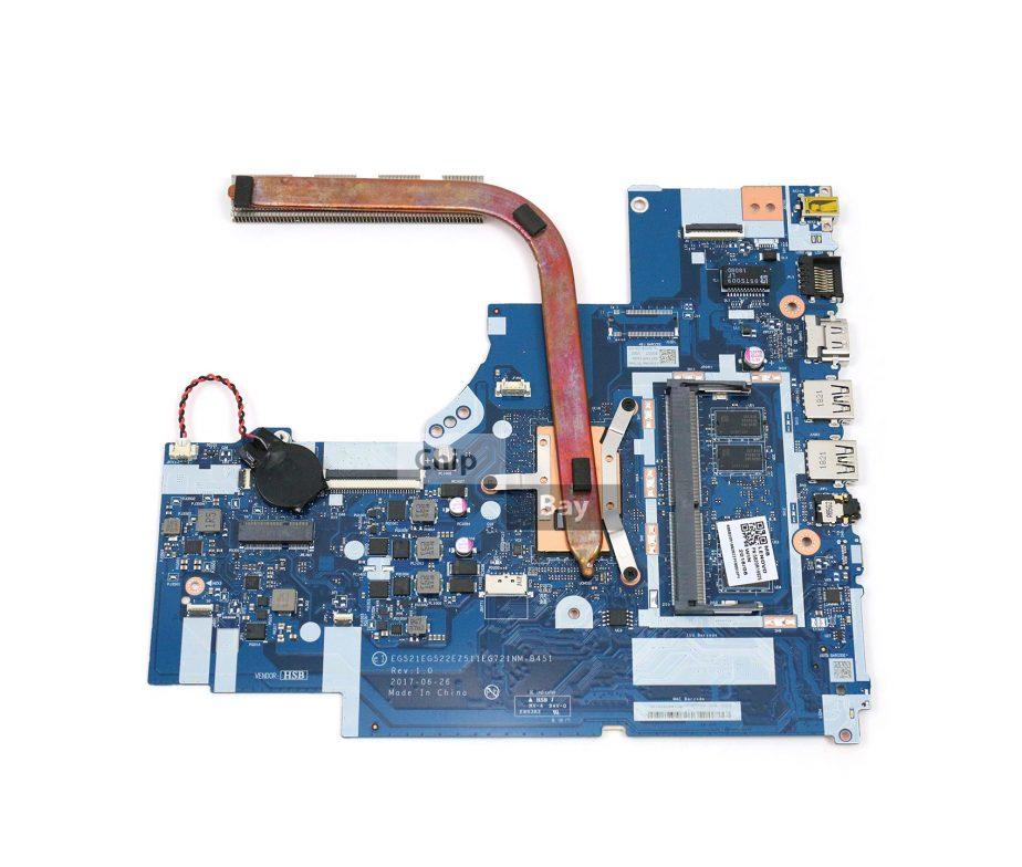 LENOVO Ideapad 330-15IKB Intel i3-7020U Motherboard 5B20R19926