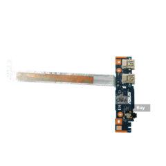ASUS X705M Laptop IO USB AUDIO CARD READER BOARD 60NB0IF0-IO1020